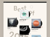 Best of 2015 Mixtapes