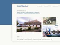 An der Waterkant - Relaunch WIP