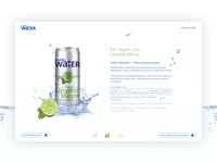 RHODIUS water Product Page