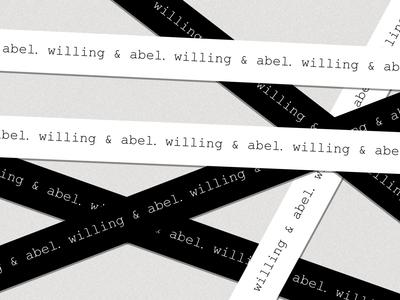 Willing & Abel Branding