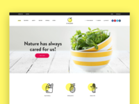 Cinagro - Organic Food Shop Template