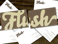 Flush Cards