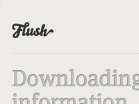 Flush 3.0