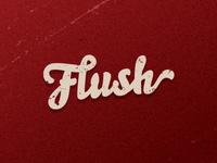 Flush treatment