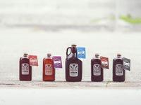 Stack bottles