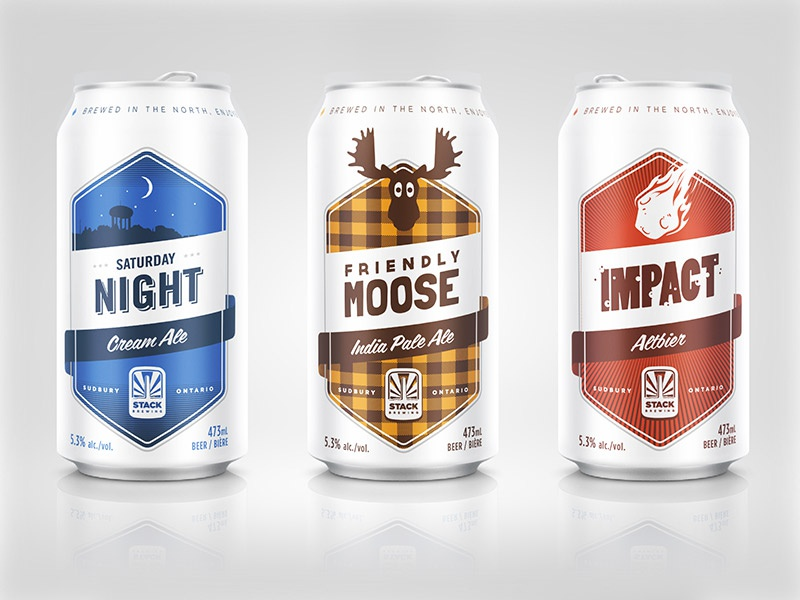 Beer Cans beer can label logo ipa
