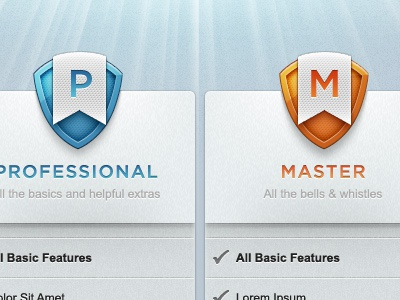 Pro / Master gotham obviously shields light lists plans pricing