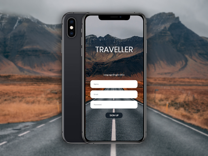 Travelling App UI Design follow goodcolor download freelancer best bestdesign latest mockup creative personalsite website webpage landingpage appdesign userexperience agency uikit ui uidesign uiux