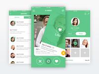 Glimmer Dating App