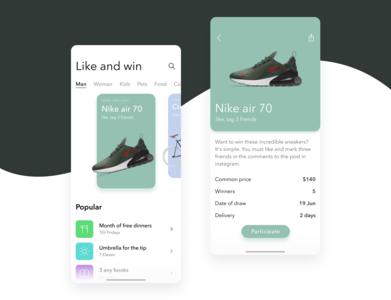 Weekly UI #3 — Giveaway