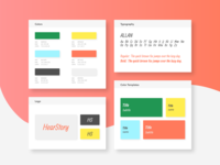 Weekly UI #4 — Style Guide