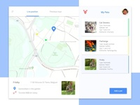 Track your pets!