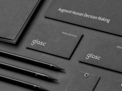Glasc Branding