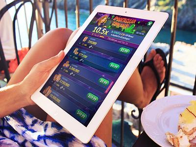 Store Revamp Device Mock 2 game mobile casino revamp store mock up device
