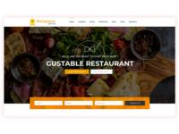 Pasta Restaurant Logo Preview