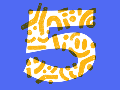36 Days of Type // number 5