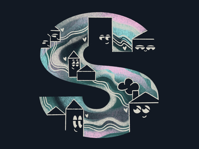 36 Days of Type // letter S
