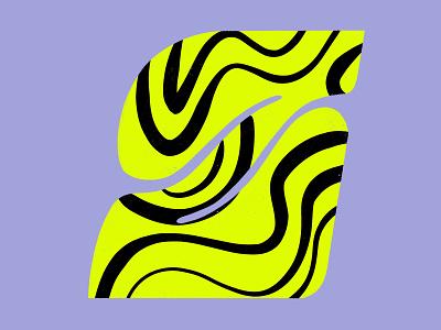 36 days of type // letter Z 36daysoftype textures characterdesign digitalillustration colourful design illustrator illustration