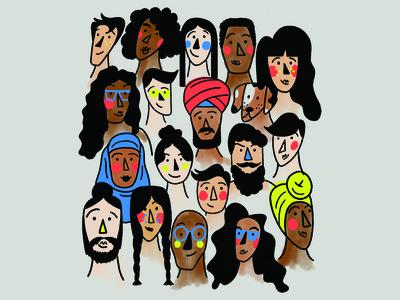 Diversity in illustration