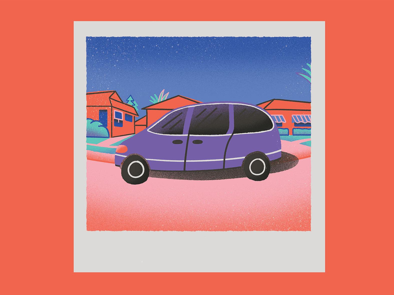 Good Kid, M.A.A.D City — Kendrick Lamar shapes editorial wacky gritty textures characterdesign digitalillustration colourful illustrator photoshop brush photoshop kyle webster illustration design