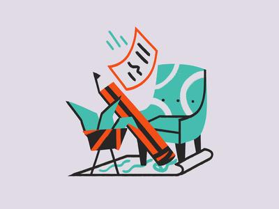 lil chair boi