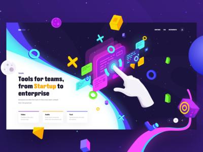 Seospace Teams