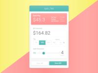 #004 daily UI calculator