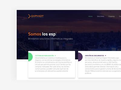 Business Homepage development typography icon design ui web development product design homepage ux web design