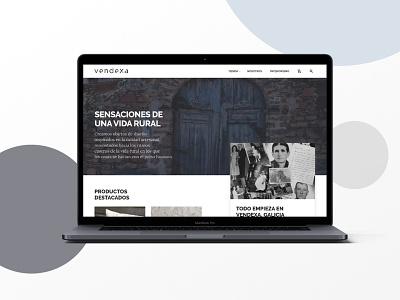 Vendexa launched - Online store web web development development store homepage design ui user interface woocommerce wordpress agency ux product design online store ecommerce web design