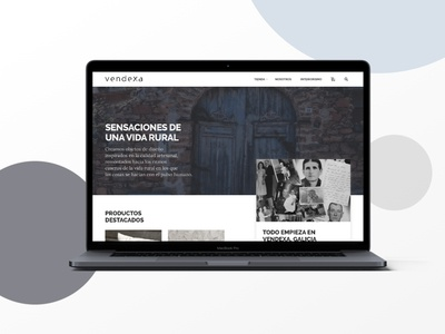 Vendexa launched - Online store