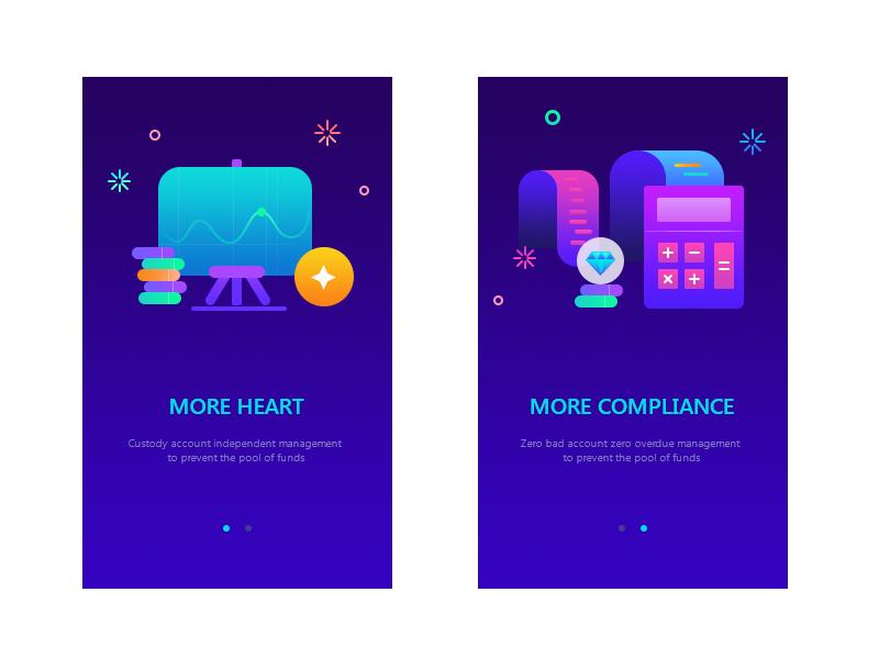 Financial UI Icon