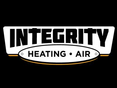 logo design for HVAC company logo branding identity