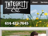Integrity Heating & Air website redesign
