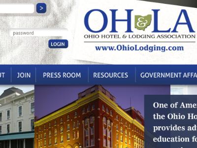 OH&LA website redesign web design website refresh