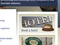 OH&LA website redesign
