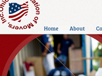 OAM website redesign