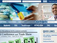 OPA website redesign