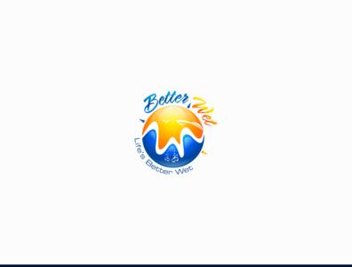 BetterWet Logo Design