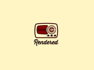 Rendered Logo Design