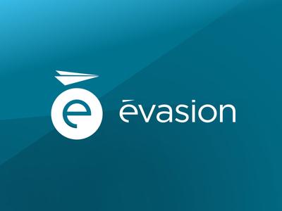 Evasion - Signature publicitaire