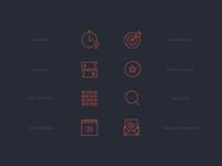 Tetra icons