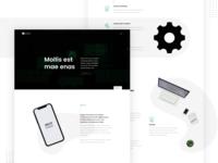 Landing Page - Portfolio