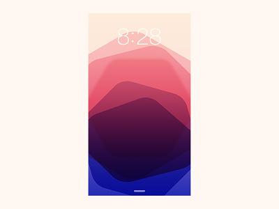 Glass Parallax Wallpaper for iPhone 6 wallpaper minimal parallax 6 iphone