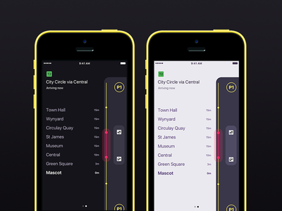 🚆Sydney Trains Info – Visual Platforms