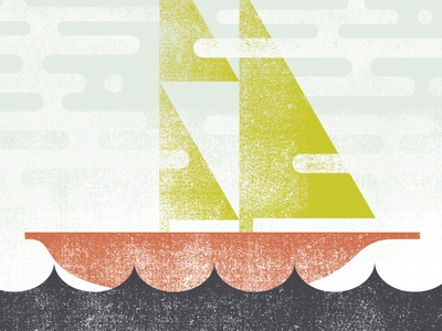 Boat Sketch sketch shape color texture design