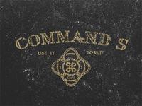 Command S