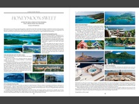 Lush Luxury Magazine Spring 2013 – Honeymoon Destinations