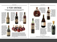 Lush Luxury Magazine Winter 2012 – Vintage liquor
