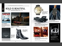 Lush Luxury Magazine Winter 2012 – Stolichnaya spread