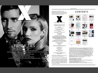 Lush Luxury Magazine Winter 2012 Cover